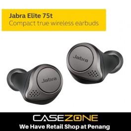 Jabra Elite 75t Earbuds – Alexa Enabled, True Wireless Earbuds with Charging Case