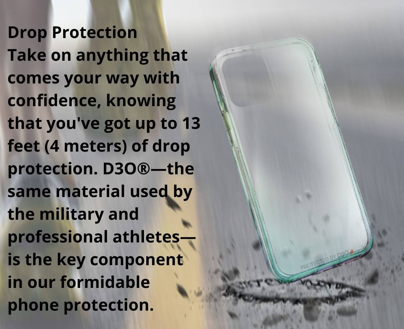 Mophie D30 Crystal Palace13ft Drop Protection Case For Apple Iphone 12 Pro Max Orders placed after 12pm est on thursday, dec 30th will resume shipping january 5th through january 10th. mophie d30 crystal palace13ft drop